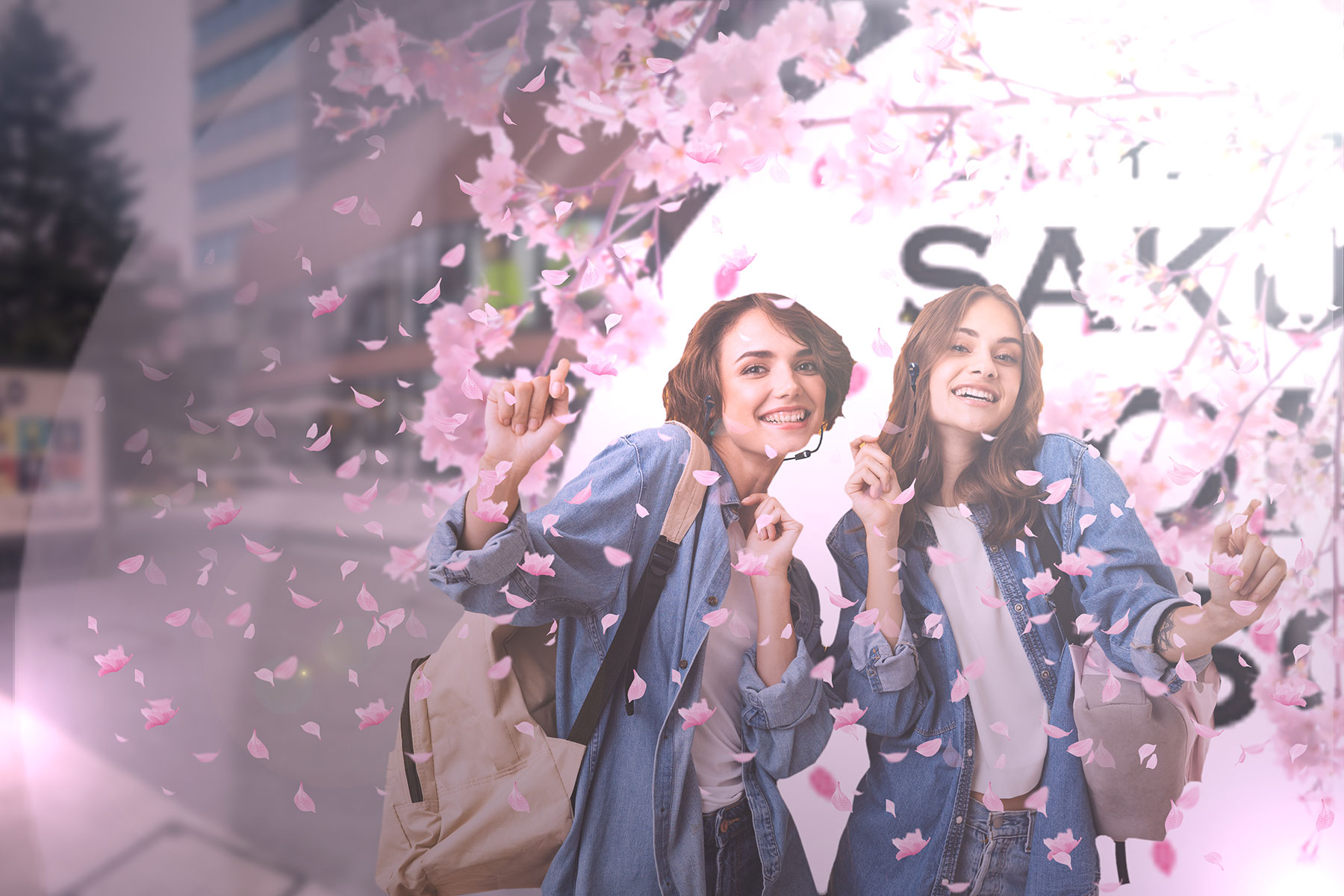 桜ドームイメージ